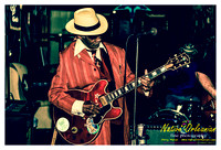 Little Freddie King at BJ's in da Bywater 9-28-12