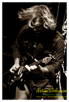 Anders Osborne's  2012 Christmas Extravaganza at Tipitinas Night 1