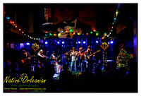 Bonarama Christmas show at Tipitinas 12-21-12