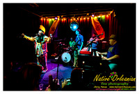 Papa Grows Funk and Monk at dba 2-10-12