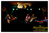 Maceo Parker at Tipitinas Ernie Vincent at dba and Johnny Vidacovich at the Maple Leaf with George Porter Jr., and very special guest Tab Benoit