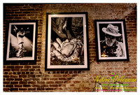 ACME Oyster House Art Install