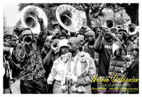 Treme Sidewalk Steppers Second Line 2-2-14