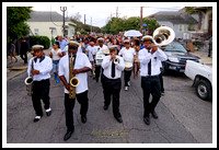 Theryl Houseman DeClouet Second Line Tipitinas 72418