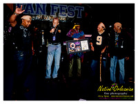 The Neville Brothers and Dash Rip Rock inducted into the La. Music Hall of Fame