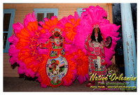 St. Josephs Night 2014 with Big Chief Monk Boudreaux
