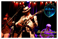Little Freddie King at d.b.a. and Colin Lake at Blue Nile