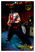 Tommy Malone at Carrollton Station and Little Freddie King at dba