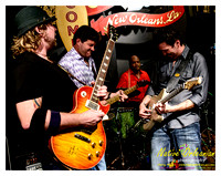 Royal Southern Brotherhood with Tab Benoit at Rock N Bowl