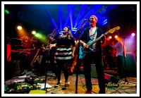 Darcy Malone and the Tangle CD Release Party Tipitinas 3-26-16