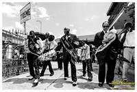 7-23-12 Uncle Lionel Batiste's Jazz Funeral Second Line