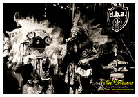 Big Chief Monk Boudreaux at dba on Frenchmen St