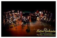 Delfeayo Marsalis and Igor Butman Jazz Orchestra's at NOCCA Lupin Hall 1-24-14