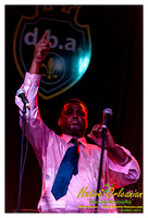 Glen David Andrews at dba on Frenchmen St. 1-28-13