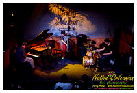 Stanton Moore Trio at Snug Harbor and Treme Brass Band at d.b.a. 4-2-13