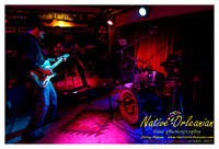 Johnny Vidacovich Trio with Tab Benoit and GPJr Maple Leaf Bar 11-14-13